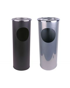 Combined Ashtray Stand & Litter Bin